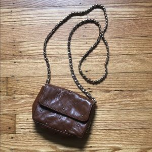 Brown Juicy Couture Mini Purse